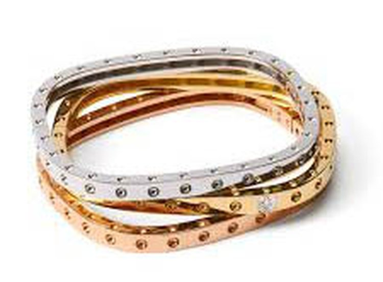 How To Wear Bangle Bracelets