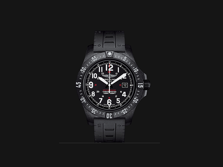 The New Generation Breitling Timepiece
