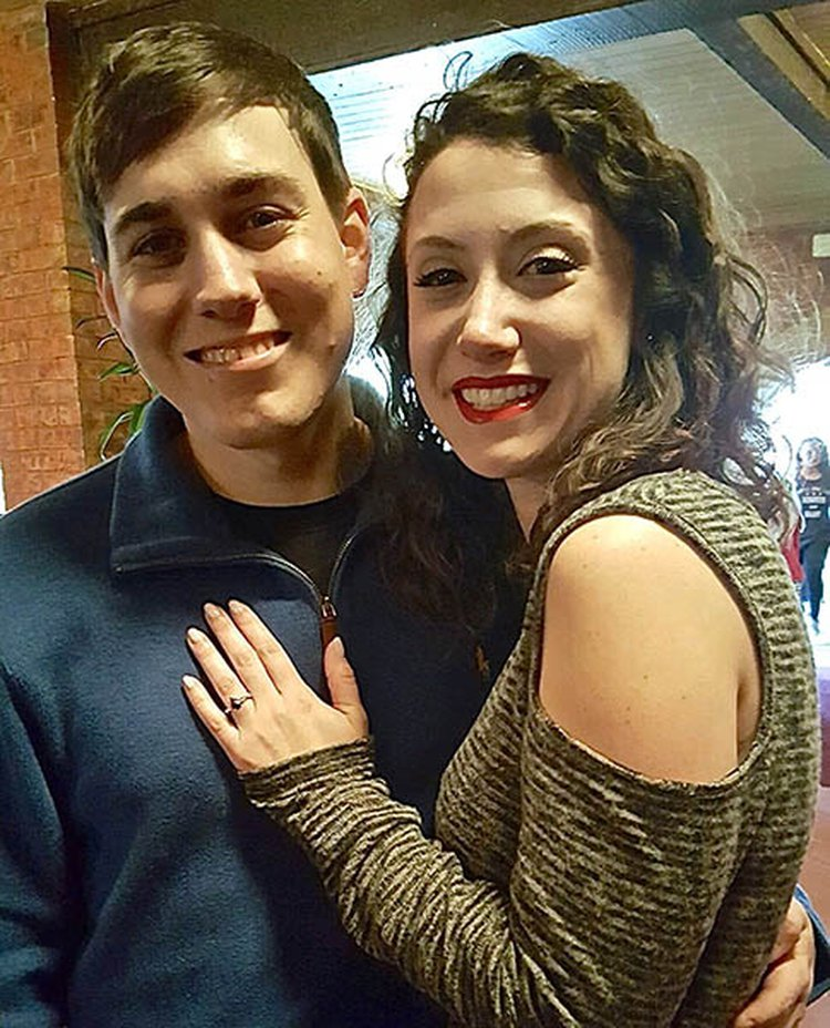 She Said Yes: Laura and Jake