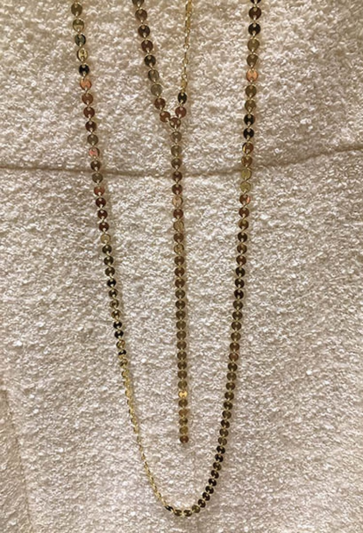 My Favorite Blings: The Layered Necklace