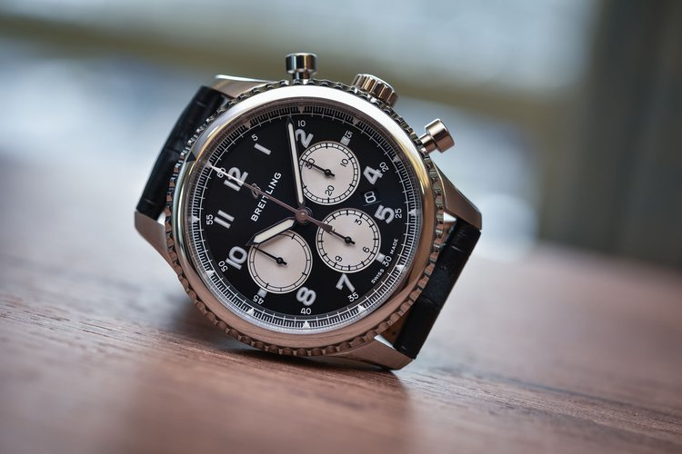 Spotlight on Watches:  Breitling Navitimer 8 Collection