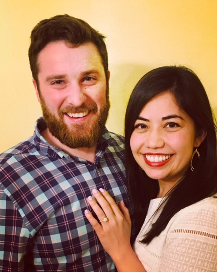 She Said Yes:  Margaret and Matt