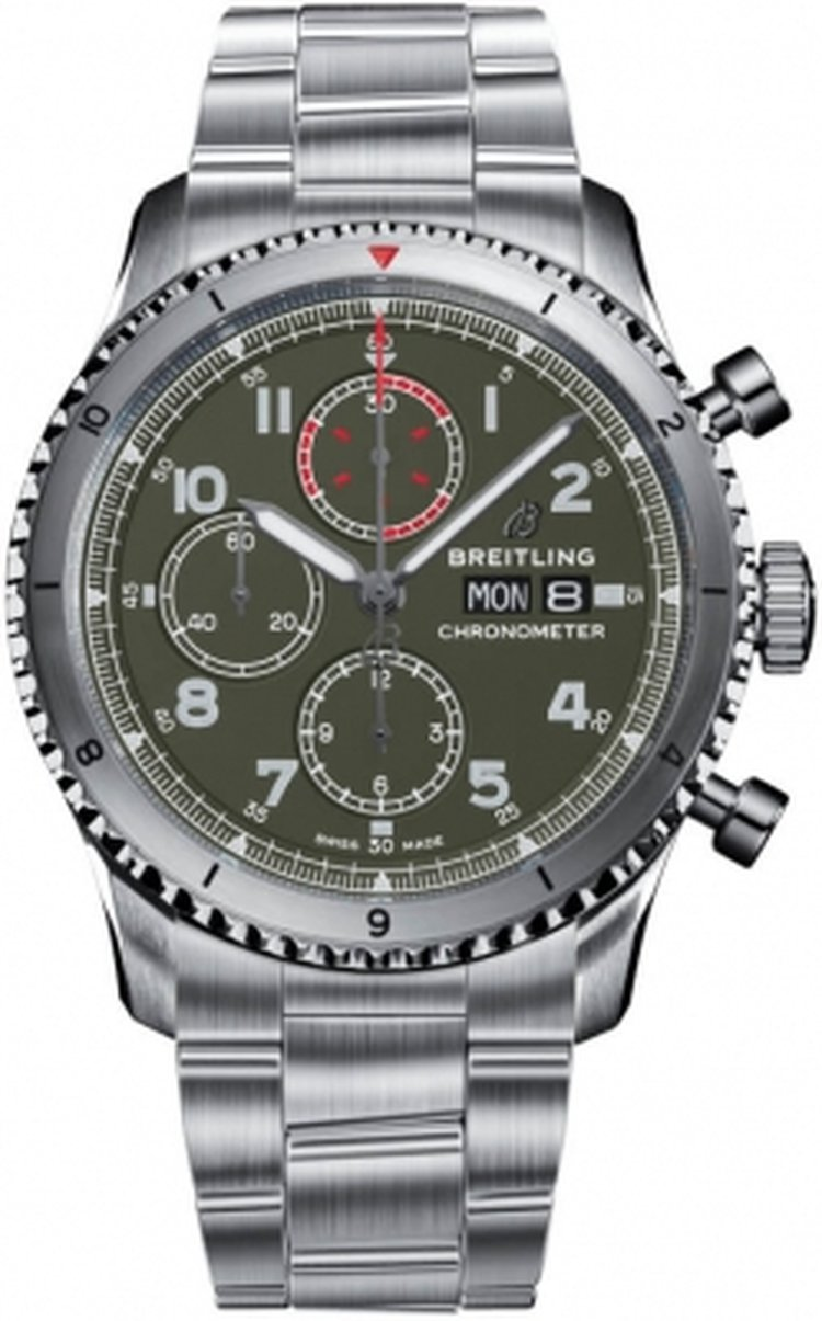 Wearable History:  The Breitling Curtiss Warhawk