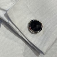 A New Way to Wear Cuff Links